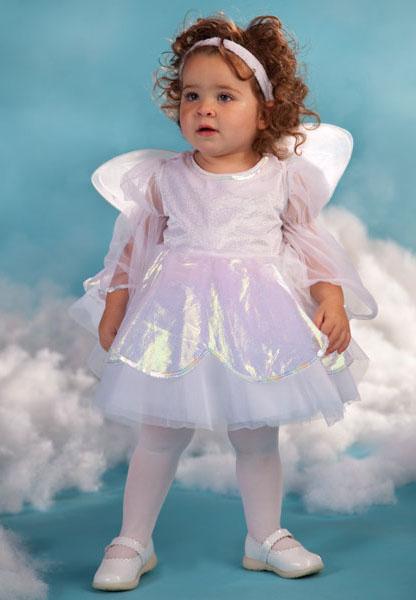 Ангел - новогодний костюм