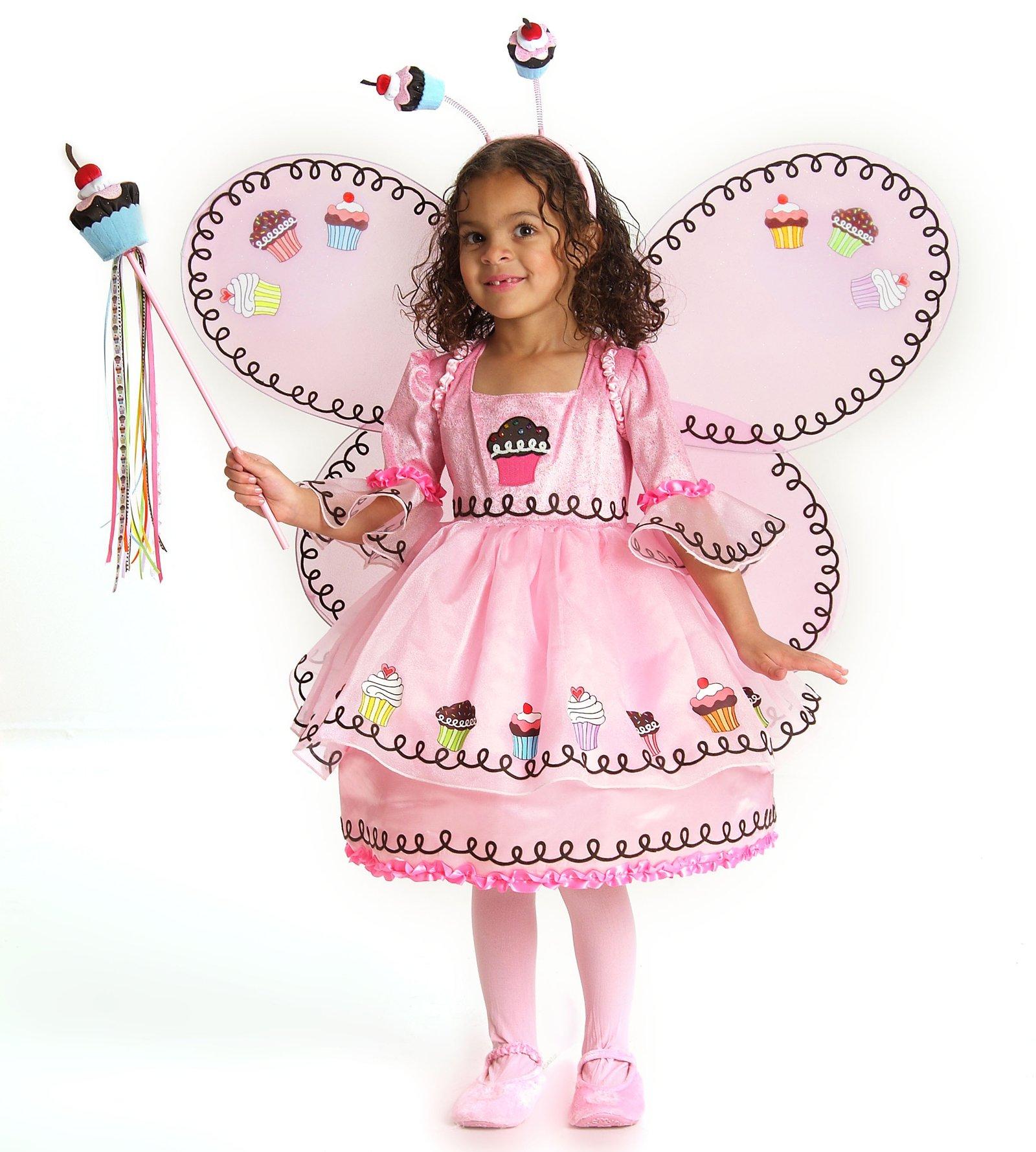 Новогодний-карнавальный костюм сладкой феи