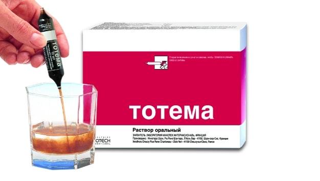 препарат тотема