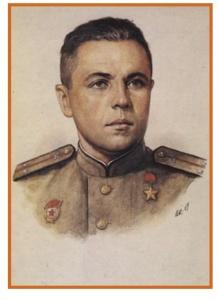 Александр Михайлович Родителев герой ВОВ