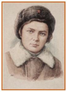 Елена Федоровна Колесова