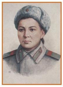Маншук Жиенгалиевна Маметова