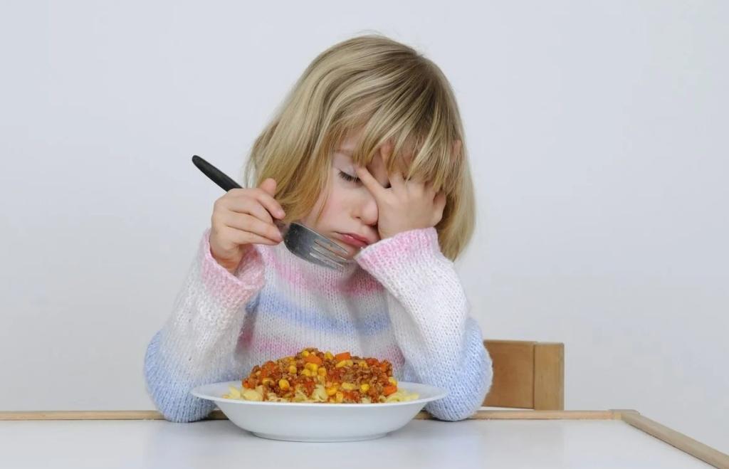 Вялость и отказ от еды первые признаки ОРВИ у детей