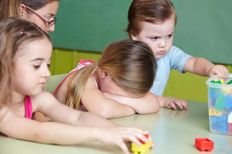 несадовские дети