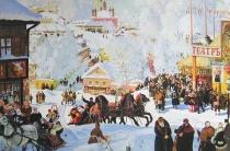 Масленица история праздника и его традиции