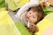 ОРВИ симптомы и лечение у детей
