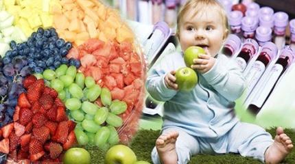 Низкий гемоглобин у грудных детей