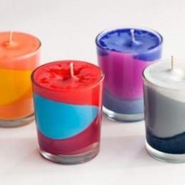 Изготовление декоративных свечей в домашних условиях